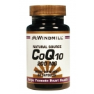 Windmill Natural Source Coq10 200 Mg Capsules - 30 ct