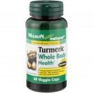 Mason Natural Turmeric Whole Body Health Veggie Caps 60ct