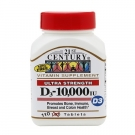 21st Century Ultra Strength D3-10,000 IU, 110 Tablets