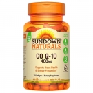 Sundown Naturals Q-Sorb CoQ10 400mg Softgels 30ct