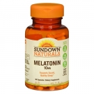 Sundown Naturals Melatonin 10mg Capsules, 90ct