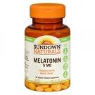 Sundown Melatonin 5 mg Tablets 90ct