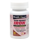Mason Natural Slow Release Iron Tablets 60ct