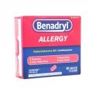 Benadryl Allergy Ultratab Tablets- 48ct