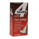 4 Way Nasal Spray, Fast Acting- 1oz