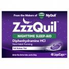 ZzzQuil Nighttime Sleep-Aid Liquicaps 48ct