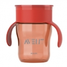 Philips AVENT My Natural Drinking Cup, Red - 9oz