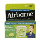 Airborne Effervescent Lemon-Lime 10ct