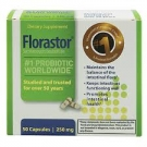 Florastor Probiotic Capsules, 250mg- 50ct