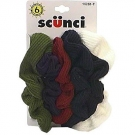 Scünci Waffle Ruffle Twister, 6ct- 3 Packs ** Extended Lead Time **
