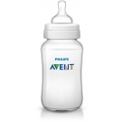 Philips AVENT Classic Plus BPA Free Polypropylene Bottle - 11oz Bottle