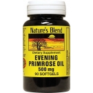 Nature's Blend Evening Primrose 500mg Capsules, 90ct