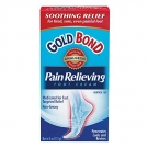 Gold Bond Pain Relieiving Foot Cream - 4oz Tube
