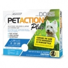 PetAction Plus Small, Dog 6-22lbs- 3 Dose