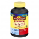Nature Made Fish Oil 1200 mg Omega-3 720 mg - 120 Softgels