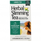 21St Century Slimming Tea, Green Tea, 24 ct