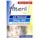 Alteril Natural Sleep Aid Tablets, 30 ct