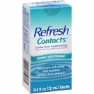 Refresh Contact Lens Comfort Moisture Drops 12 ml