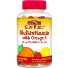Nature Made Kid's First Multi + Omega-3 Gummy - 70ct