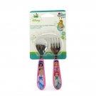 The First Years Disney Princess Easy Grasp Flatware ** Extended Lead Time **