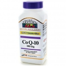 21st Century CoQ10 100 mg Softgels - 150ct