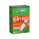 Curad Extreme Hold Bandages, Brown, 20 Ct