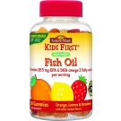 Nature Made Kids First Fish Oil Gummies, 80 Count