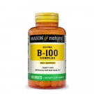Mason Natural Ultra B-100 Complex 100 Tablets