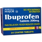 Ibuprofen 200mg Tablets 24ct