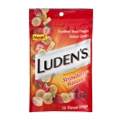 Luden's Strawberry-Banana Throat Drops 25 Ct