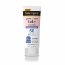 Neutrogena Pure & Free Baby Sunscreen, SPF 50, 3.0 fl oz