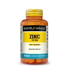 Mason Vitamins Natural Zinc 50 mg Tablets - 100ct