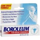 Boroleum Menthol Camphor White Ointment - .60 oz