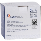 CarePoint 21 gauge, 5/8