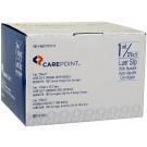 CarePoint Luer Slip Syringe, 27 Gauge, 1cc, 1/2