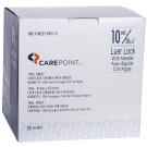 CarePoint Syringe, 20 Gauge, 10cc, 1