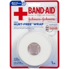 J & J Band-Aid First Aid Hurt Free Wrap 1