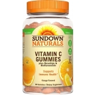 Sundown Natural Vitamin C 250mg Gummies 90ct