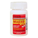 Mapap Acetaminophen 500mg Tablet 100ct