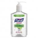 Purell Advanced Hand Sanitizer, Pump, Original, 12 fl oz