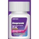 Geri-Care Omeprazole 20mg Delayed Release - 42 Tablet Box