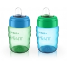Philips AVENT Easy Sippy Cup, 9oz - 2ct