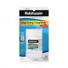 Robitussin Lingering Cold Long-Acting Coughgels, 20ct