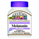 21st Century Melatonin 3mg Tablets, 90ct