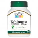 21st Century Echinacea Extract Vegetarian Capsules 60ct
