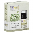 Aura Cacia Eucalyptus Exhilarating Essential Oil - 0.5 oz