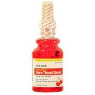 Major Sore Throat Spray Cherry Phenol-1 % Red 177 Ml