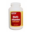 Rugby Multivitamins Red 1000 Tablets