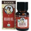 Badger Man Care Beard Oil - 1oz Bottle ** Extended Lead Time**