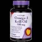 Natrol Omega-3 Krill Oil 500 mg. 30 Softgels